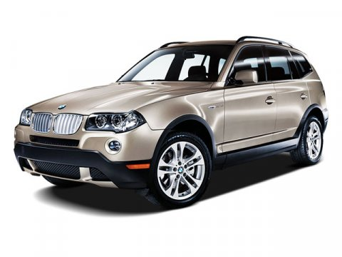 2009 BMW X3 xDrive30i  V6 30L Automatic 125278 miles  Pwr tiltslide 2-panel glass panorama r