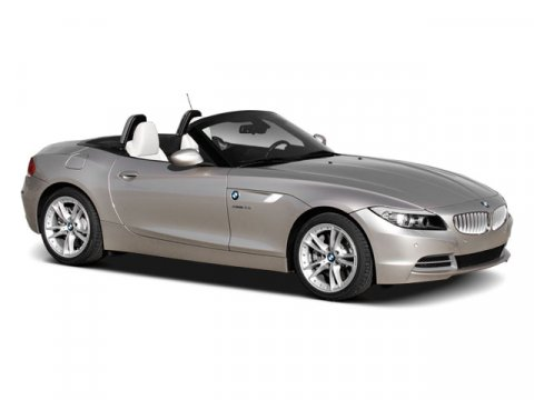 2009 BMW Z4 sDrive35i Black V6 30L Automatic 37483 miles 2D Convertible and Leather Wont las