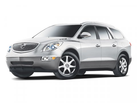 2009 Buick Enclave CXL CocoaCXL V6 36L Automatic 80415 miles  All Wheel Drive  Power Steerin