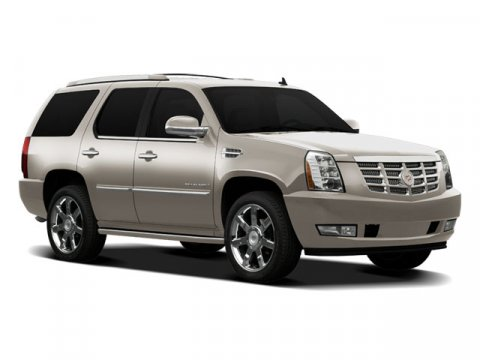2009 Cadillac Escalade  V8 62L Automatic 111137 miles  All Wheel Drive  LockingLimited Slip