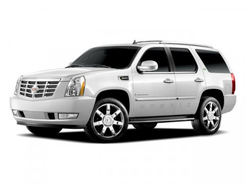 2009 Cadillac Escalade Hybrid Blue Chip V8 60L Automatic 85628 miles Rear Wheel Drive Tow Hi