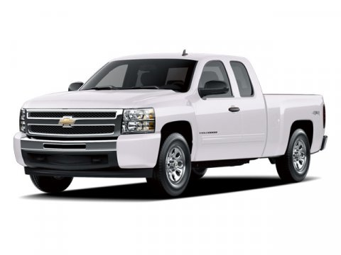 2009 Chevrolet Silverado 1500 LT Silver Birch Metallic V8 53L Automatic 125324 miles  Rear Wh