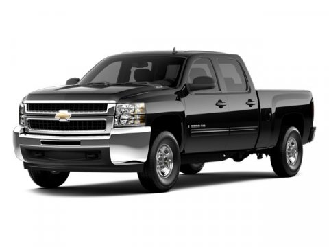 2009 Chevrolet Silverado 2500HD LT INTERIOR  EXTERIOR PLUS PKG Black Granite MetallicEbony V8 6