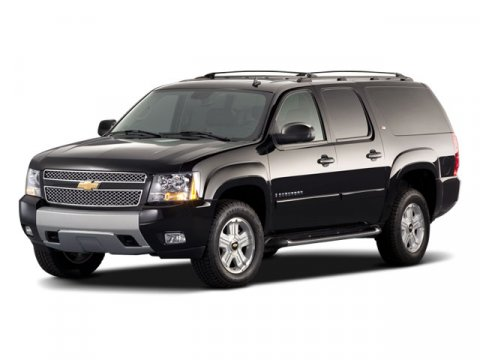 2009 Chevrolet Suburban LTZ Dark Cherry Metallic V8 53L Automatic 105761 miles The Sales Staff