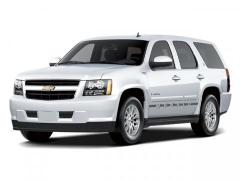 2009 Chevrolet Tahoe Hybrid Deep Ruby Metallic V8 60L Automatic 50282 miles Connell Chevrolet