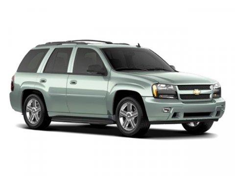 2009 Chevrolet TrailBlazer LT w1LT Summit WhiteEbony V6 42L Automatic 110188 miles  SEATS FR