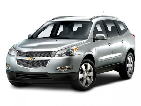 2009 Chevrolet Traverse LS Cyber Gray Metallic V6 36L Automatic 70838 miles What a price for a