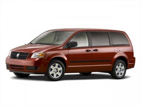 2009 Dodge Grand Caravan CV VAN CV White V6 33L Automatic 143871 miles Boasts 24 Highway MP