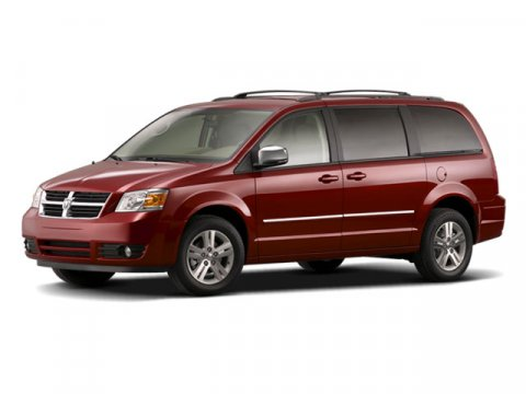 2009 Dodge Grand Caravan SE Red V6 33L Automatic 80607 miles Carfax One Owner This 2009 Dodge