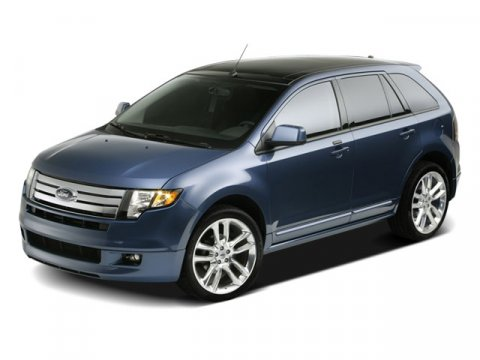 2009 Ford Edge Limited STERLING GRAY CC METALLIC V6 35L Automatic 108363 miles  Front Wheel D