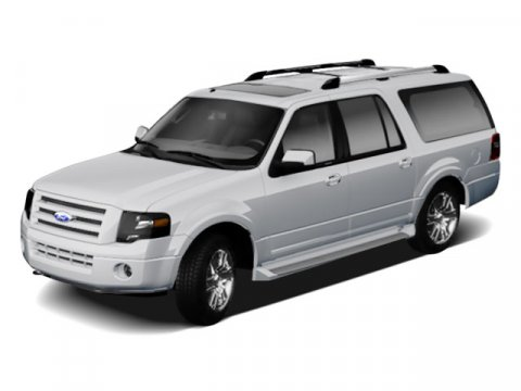 2009 Ford Expedition EL Limited White Platinum Tri-Coat V8 54L Automatic 49289 miles The Sales