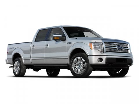 2009 Ford F-150 FX4 Brilliant Silver Metallic V8 54L Automatic 57811 miles 59950 DH27 09