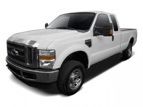 2009 Ford Super Duty F-250 SRW Oxford White V8 64L  40717 miles  Four Wheel Drive  Tow Hitch