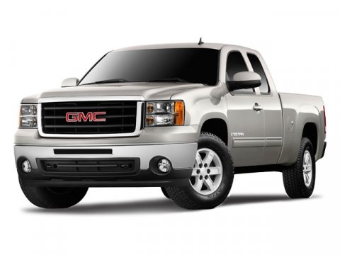 2009 GMC Sierra 1500 SLE  V8 53L Automatic 92668 miles Satellite Radio Chrome Wheels Automa