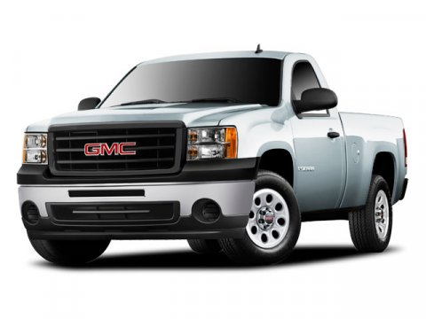 2009 GMC Sierra 1500 Work Truck  V6 43L Automatic 43183 miles  Rear Wheel Drive  Power Steeri