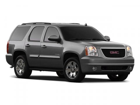 2009 GMC Yukon 2WD Gray V8  Automatic 47806 miles Carfax One Owner Bluetooth 3rd Row Seating