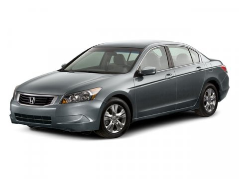 2009 Honda Accord Sdn LX-P Alabaster Silver MetallicGray V4 24L Automatic 95165 miles Come se