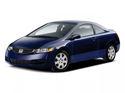 2009 Honda Civic LX Polished Metal Metallic V4 18L Automatic 74004 miles  Front Wheel Drive