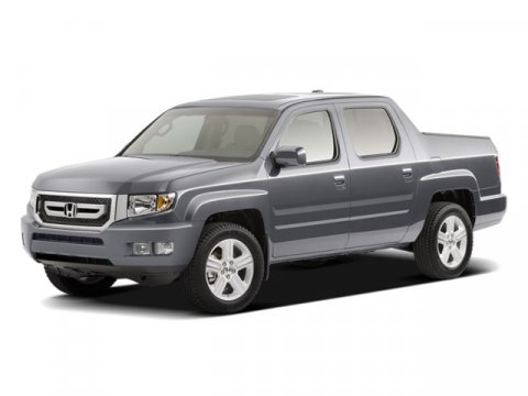 2009 Honda Ridgeline RTL Sterling Gray Metallic V6 35L Automatic 92529 miles  LockingLimited