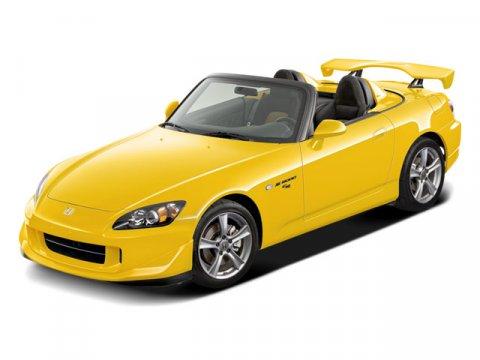 2009 Honda S2000  V4 22L Manual 19361 miles  LockingLimited Slip Differential  Rear Wheel D