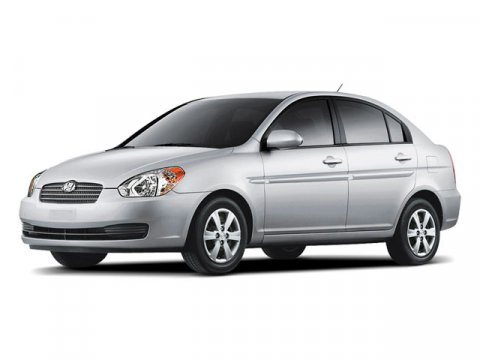 2009 Hyundai Accent Auto GLS Platinum Silver V4 16L Automatic 63939 miles Economic and cost-ef