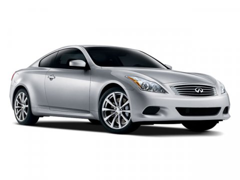 2009 Infiniti G37 Coupe Moonlight White V6 37L  35748 miles Drive to your next destination in