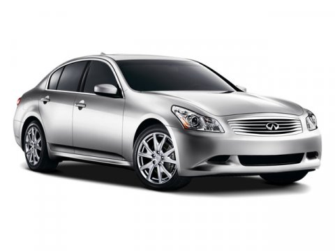 2009 Infiniti G37 Sedan Journey Platinum Graphite V6 37L Automatic 41264 miles Beautiful G37 w