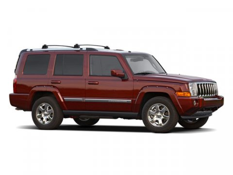 2009 Jeep Commander Limited Tan V8 47L Automatic 97448 miles  Four Wheel Drive  Power Steeri