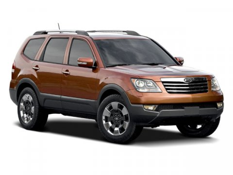 2009 Kia Borrego EX V6 Brown V6 38L Automatic 75102 miles PLEASE PRINT AND PRESENT THIS PAGE T