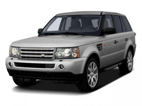 2009 Land Rover Range Rover Sport SC Santorini Black Metallic V8 42L Automatic 91634 miles Th