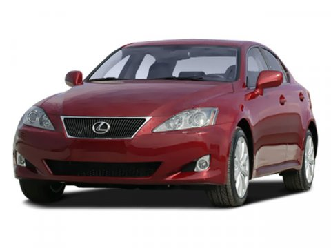 2009 Lexus IS 250 RWD Starfire PearlLight Gray V6 25L Automatic 86587 miles Local Trade In C