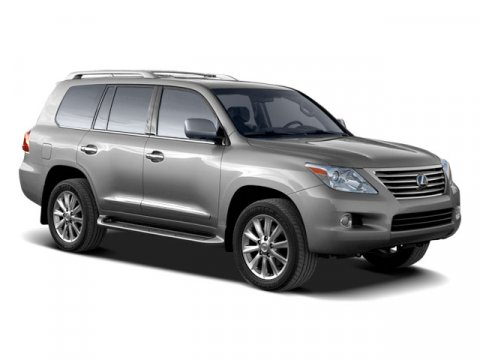 2009 Lexus LX 570 Starfire Pearl V8 57L Automatic 89791 miles  Keyless Start  LockingLimited