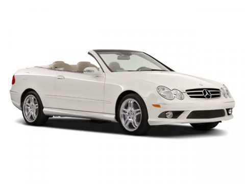 2009 Mercedes CLK-Class 35L  V6 35L Automatic 49401 miles -New Arrival- -Priced Below The Mar