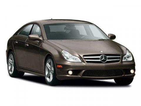 2009 Mercedes CLS-Class 55L  V8 55L Automatic 0 miles  Rear Wheel Drive  Air Suspension  Ac