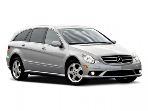 2009 Mercedes R-Class 30L BlueTEC Black V6 30L Automatic 60039 miles -New Arrival- Bluetooth