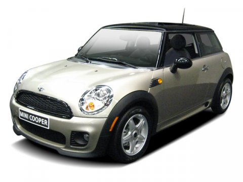 2009 MINI Cooper Hardtop 16L Beige V4 16L Automatic 78592 miles FOR AN ADDITIONAL 25000 OF