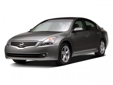 2009 Nissan Altima Gray V4 25L Variable 80137 miles  Front Wheel Drive  Power Steering  4-Wh