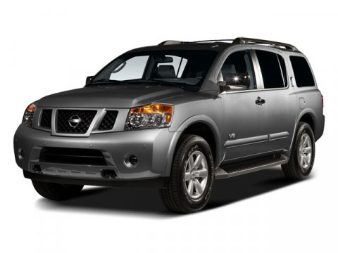 2009 Nissan Armada SE Galaxy BlackAlmond V8 56L Automatic 80264 miles If youre going to utili