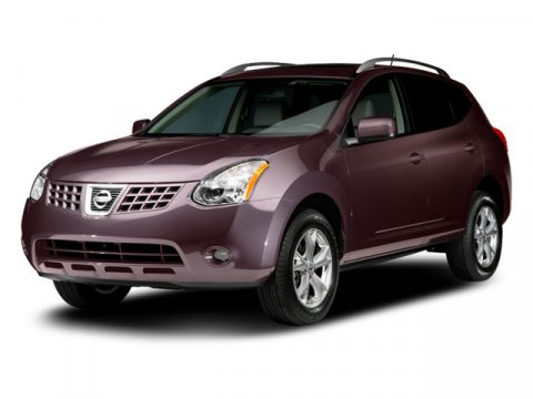 2009 Nissan Rogue SL Gotham GrayBlack V4 25L Variable 84588 miles With an attractive design a