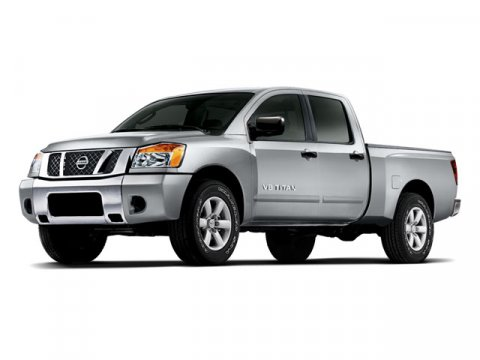 2009 Nissan Titan XE Gray V8 56L Automatic 114837 miles Look at this 2009 Nissan Titan XE It