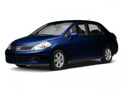 2009 Nissan Versa 18 S Blue Onyx Metallic V4 18L  57980 miles  Front Wheel Drive  Power Stee