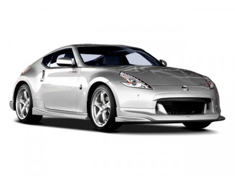 2009 Nissan 370Z Brilliant Silver Metallic V6 37L Manual 62525 miles  Rear Wheel Drive  Power