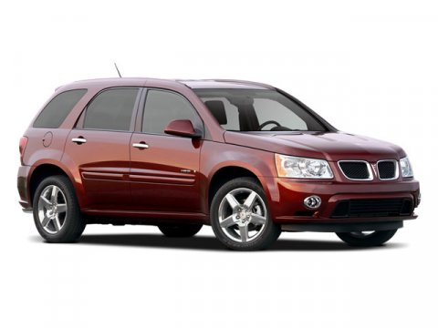 2009 Pontiac Torrent BASE Cyber Gray MetallicEbony V6 34L Automatic 75482 miles Low miles for