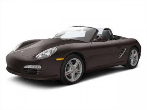 2009 Porsche Boxster S CLASSIC SILVERBlack V6 34L Automatic 26707 miles  Heated pwr mirrors
