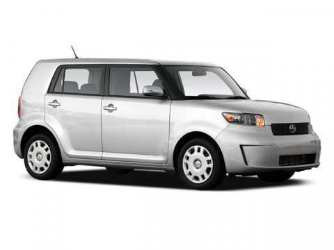 2009 Scion xB Super White V4 24L Automatic 166465 miles  Front Wheel Drive  Power Steering