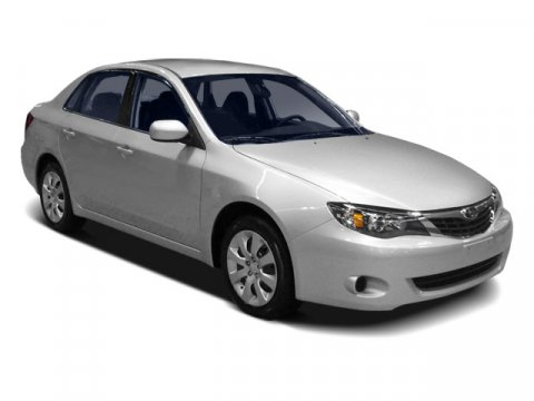 2009 Subaru Impreza Sedan 25i Satin White Pearl V4 25L Automatic 83020 miles  All Wheel Drive