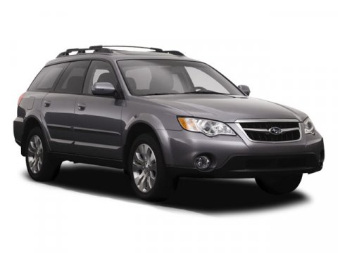 2009 Subaru Outback Satin White PearlTaupe V4 25L Automatic 135142 miles Holds sway over the s
