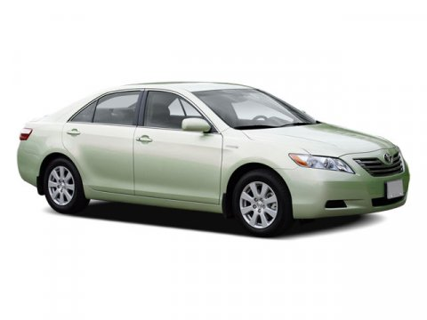2009 Toyota Camry Hybrid 4DR SDN HYBRID Magnetic Gray Metallic V4 24L Variable 59738 miles  Fr