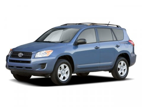 2009 Toyota RAV4 BlackTan V4 25L Automatic 120955 miles Youll have peace of mind knowing thi