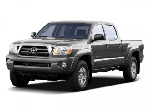 2009 Toyota Tacoma PreRunner SR5 Magnetic Gray Metallic V6 40L Automatic 60962 miles  Locking